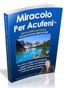 Miracolo per Acufeni